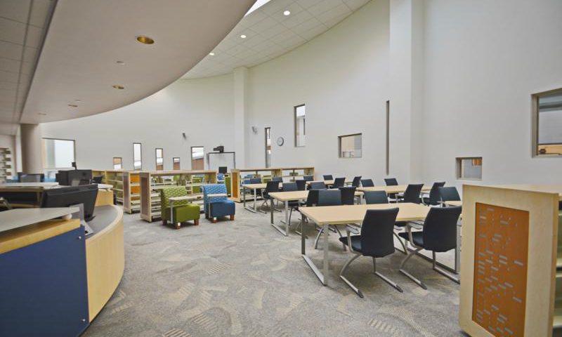 Commercial Flooring Concepts Crec Public Safety Academy