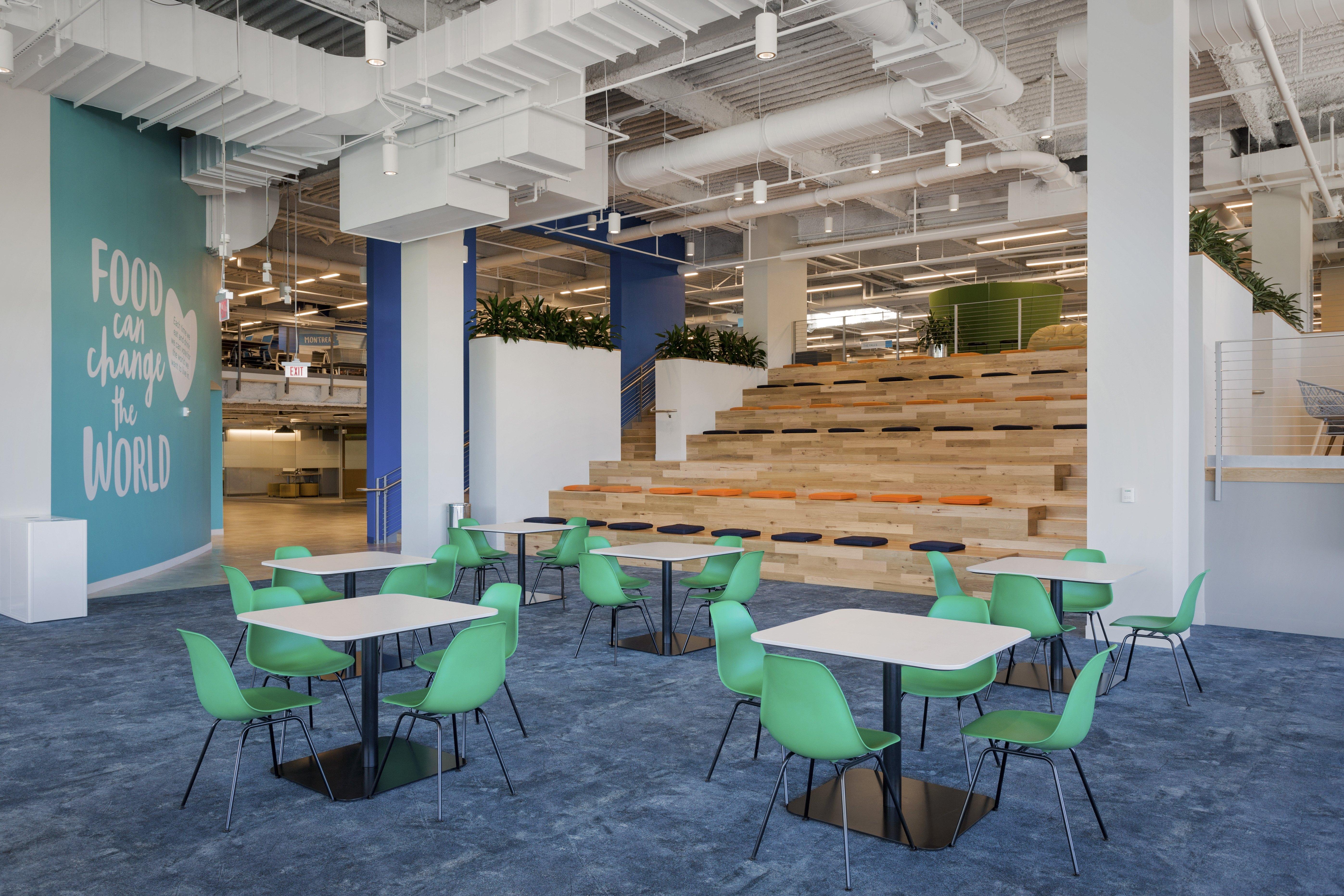 Commercial Flooring Concepts Danone North America