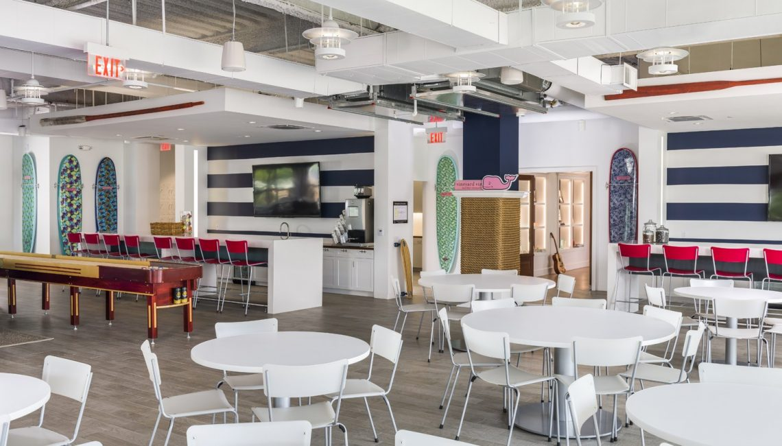 Commercial Flooring Concepts Vineyard Vines Stamford Ct